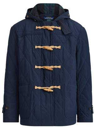 Ralph Lauren Quilted Toggle Coat