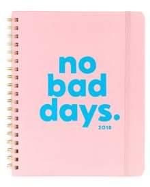 ban.do No Bad Days 2018 12-Month Planner
