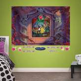 Disney Disney's Beauty & the Beast Stained Glass Mural Wall Decal by Fathead