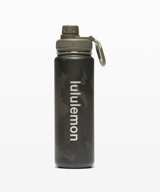 Lululemon Back To Life Sport Bottle *24oz Print