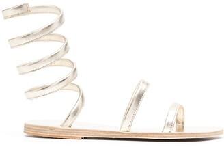 Ancient Greek Sandals Ofis ankle-wrap sandals