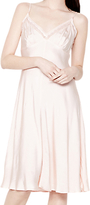 Ghost Joile Dress, Pale Pink