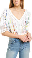 Place Nationale Soleil Crop Top