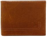 Original Penguin Oil Tan Leather Bifold Wallet