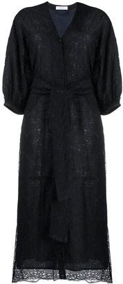 Roseanna Debbie embroidered dress