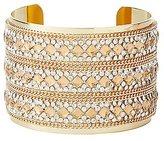 Charlotte Russe Embellished Chain Cuff Bracelet