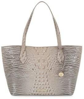 Brahmin Athena Melbourne Leather Tote Bag