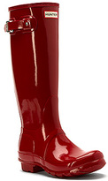 Hunter Women's Original Tall Gloss