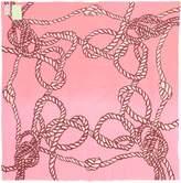 Scotch Shrunk SCOTCH & SHRUNK Square scarves - Item 46480351