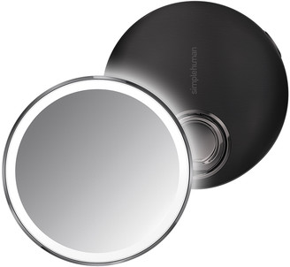 Simplehuman Sensor Mirror Compact - Black Steel