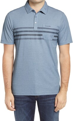 Travis Mathew Oh Snap Regular Fit Performance Polo