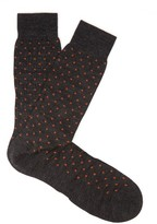 Pantherella Hackney wool-blend socks