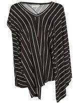 Balenciaga One Sleeve Blouse