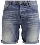 Solid Farrell Denim Shorts Light