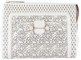 Jason Wu Daphne Lasercut Clutch