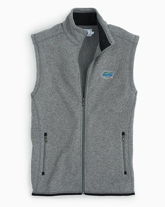 Southern Tide Florida Gators Sweater Fleece Vest