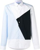 Kenzo patched shirt - men - Cotton - 39