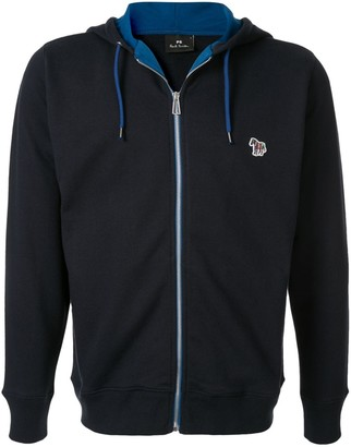 Paul Smith Zip Up Hoodie