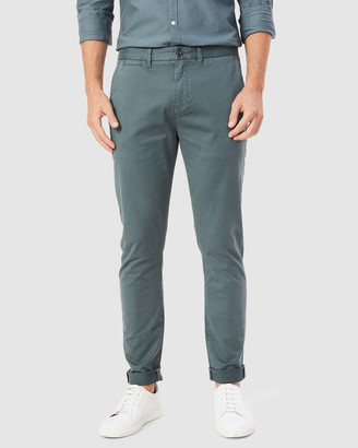 French Connection Men's Pants - Slim Fit Chino Pant - Size One Size, 28 at The Iconic