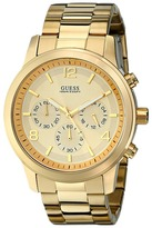 GUESS U15061G2 Chronograph Stainless Steel Watch Dress Watches