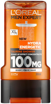 Loréal Paris Men Expert L'Oreal Paris Men Expert Hydra Energetic Shower Gel 300ml