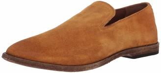 Frye Men's Chris Venetian Loafer Flat tan 11 M Medium US