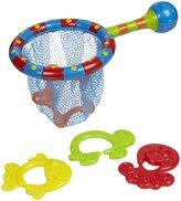 Nuby Splash 'N Catch Bath Time Fishing Net - Multicolor
