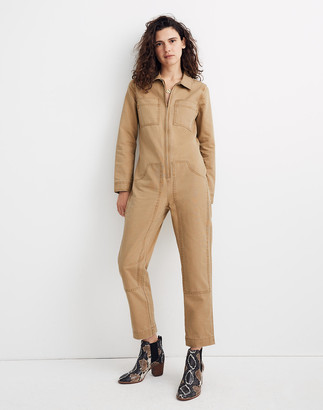 Madewell x Dickies Zip Coverall Jumpsuit