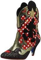 Irregular Choice Women's Hot Diggety Dog Cowboy Boots,41 EU