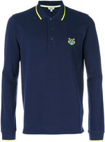Kenzo tiger polo shirt - men - Cotton - L