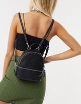 Steve Madden Jacki backpack in black