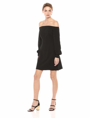 Jill Stuart Jill Women's Off The Shoulder Cocktail