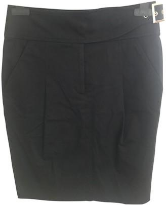Blumarine Blue Cotton Skirt for Women