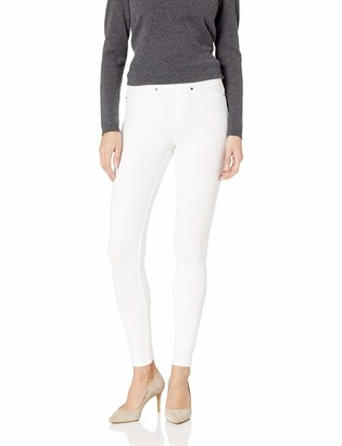 Hue Women's Solid Color Original Jeanz Denim Legging