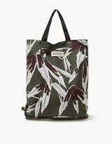 Marni Shopping Bag in Dark Olive