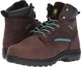 John Deere 6 Internal Metatarsal Lace Up Boot Women's Work Boots