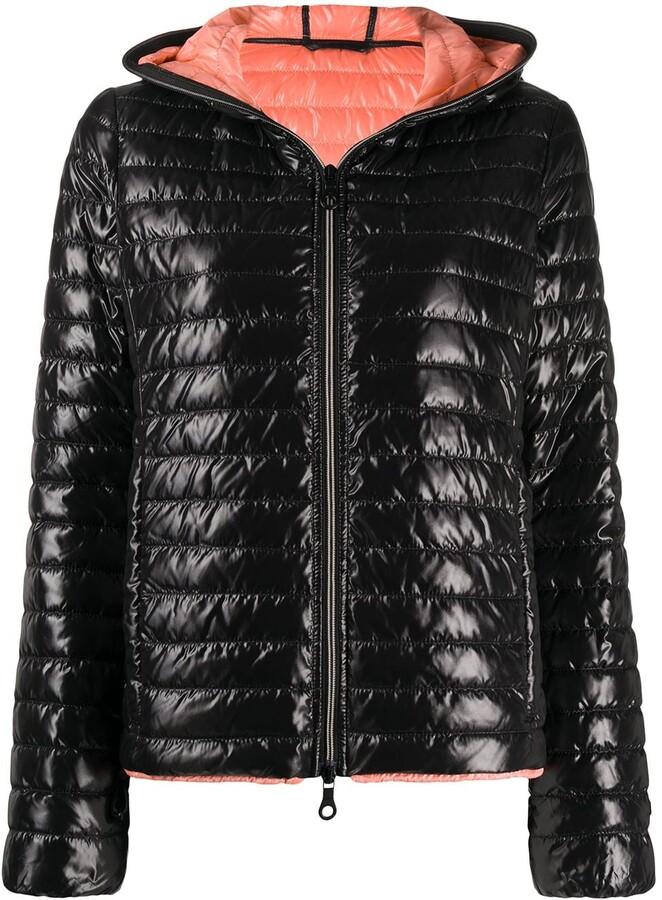 Duvetica Colour Block Padded Jacket