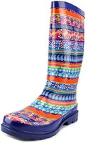 Sugar Raffle Women US 9 Blue Rain Boot