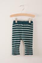 Bobo Choses Knitted Blue Leggings