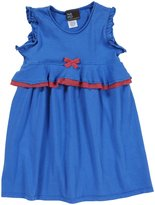 Nano Dress (Toddler/Kid) - Blue-6 Years