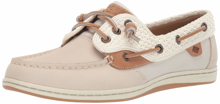 Sperry Songfish Chambray Stripe Boat