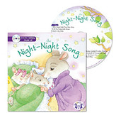 Twin Sisters The Night-Night Song Padded Book and Music CD