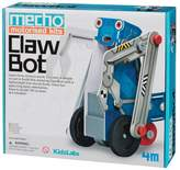 Toysmith 4M Kidz Labs Mecho Motorized Claw Bot Science Kit
