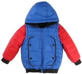 Little Marc Jacobs Reversible Down Jacket
