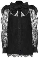 Gucci Lace blouse