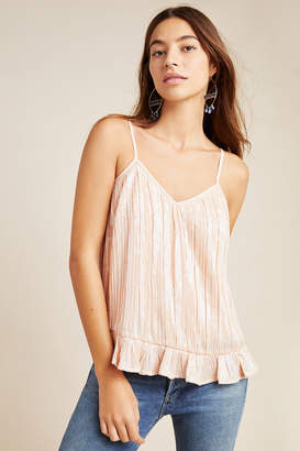 Anthropologie Amelie Beaded Cami