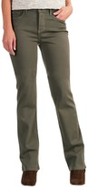 NYDJ Marilyn Straight Twill Pants (For Women)