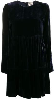 Semi-Couture Semicouture pleated shift dress