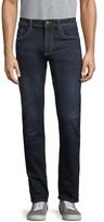 Buffalo David Bitton Whiskered Skinny Jeans