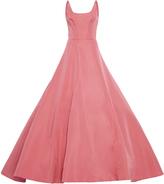 Christian Siriano Victorian Silk Faille Gown